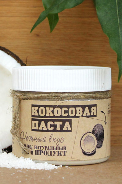 Кокосовая паста 300гр