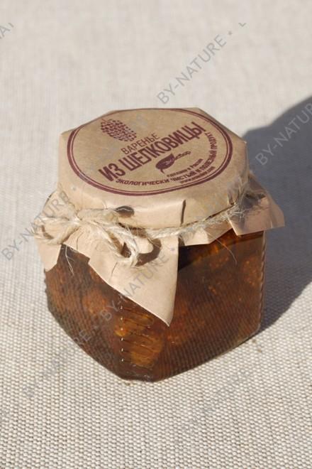 Варенье «Экосбор» из шелковицы белой 250мл/320гр