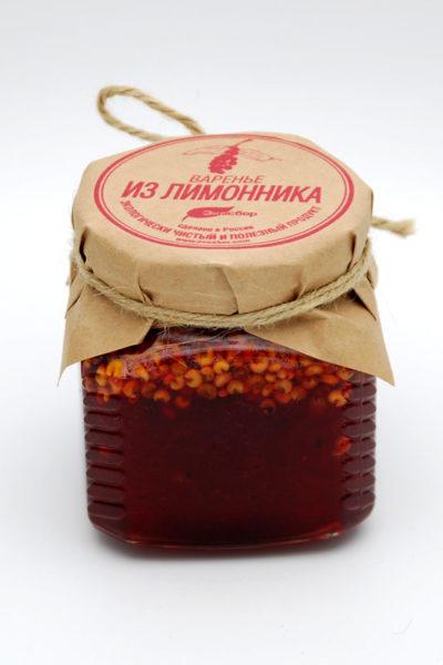 """Варенье """"Экосбор"""" из лимонника дальневосточного 250мл/320гр"""