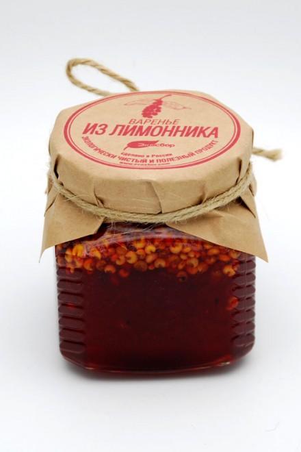 Варенье «Экосбор» из лимонника дальневосточного 250мл/320гр