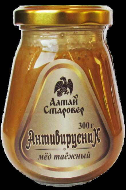 Мед «Антивирусник», 300гр