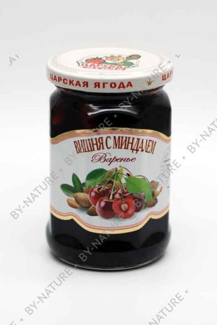 Варенье «Вишня с миндалем» 360 гр (Царская ягода)