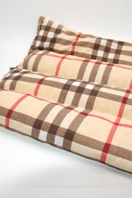 Подушка для бани (седушка) из можжевельника 35*35*4
