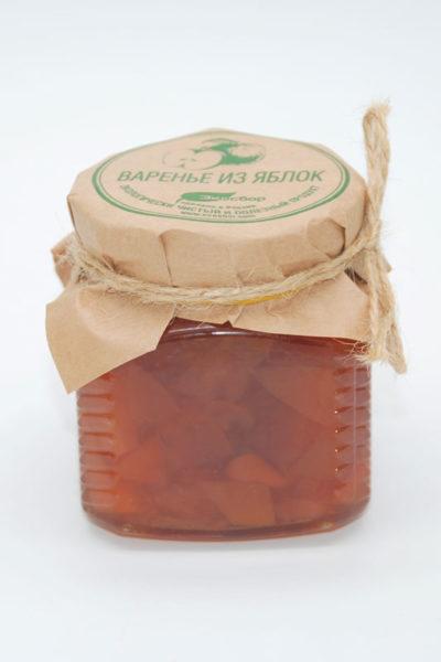 Варенье из яблок «Экосбор» 330 гр