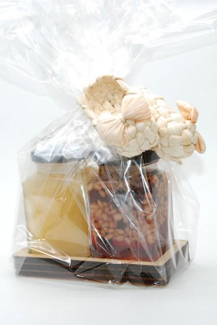 Набор подарочный «Варенье и мед»