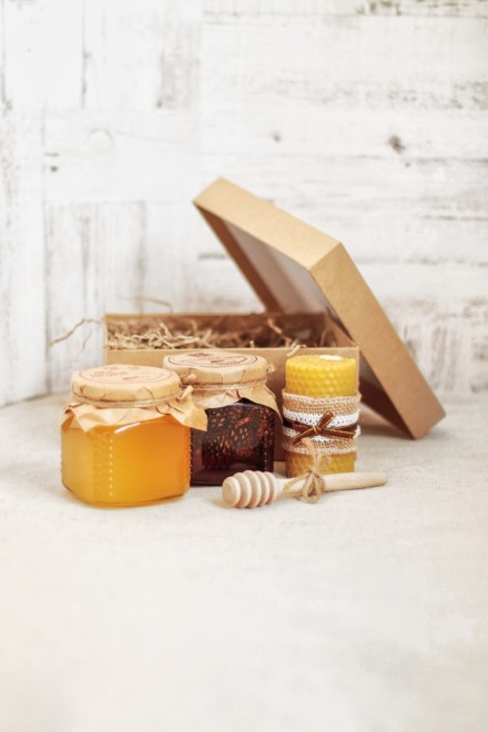 Подарочный набор «Варенье и мед №1»