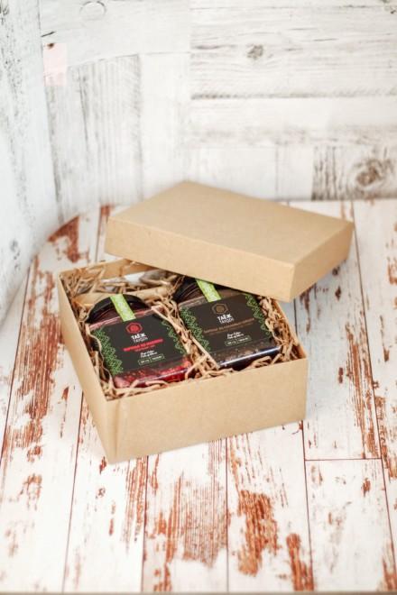 Набор подарочный с вареньем «Tayozh» в коробке
