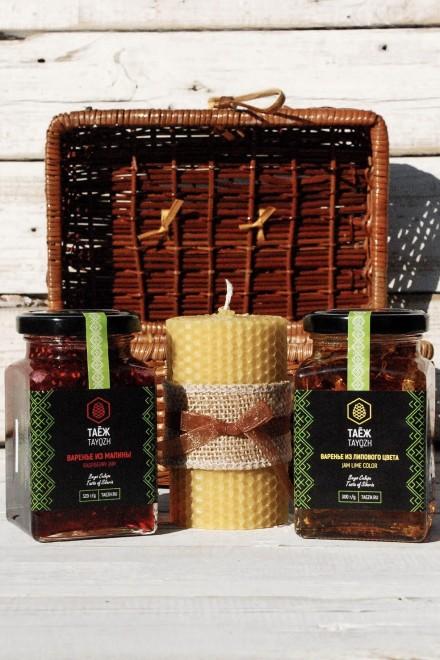 Подарочный набор «Варенье и мед №2»